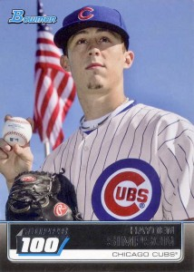 Hayden Simpson - The Real Story Behind 2010 Chicago Cubs #1 Draft Pick
